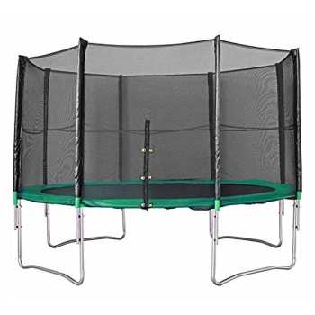 BEST FOR SPORTS Trampolin 65550 mit TÜV Intertek und GS...