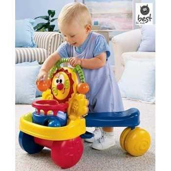 Best For Kids 2 in 1 Lauflernwagen mit elektronischen...