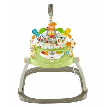 Fisher-Price Woodland Friends SpaceSaver Jumperoo by...