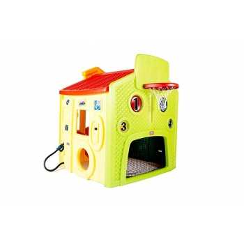 Little Tikes 444C00060 - Spielhaus Multi 4-in-1 (bunt)