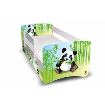 Best For Kids Kinderbett 70x160 mit Rausfallschutz +...