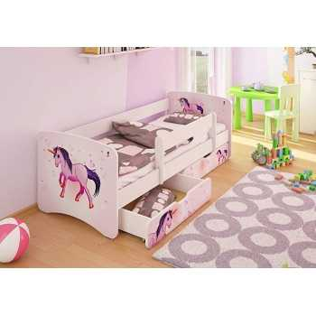 Best For Kids Kinderbett Jugendbett 80x180 mit...