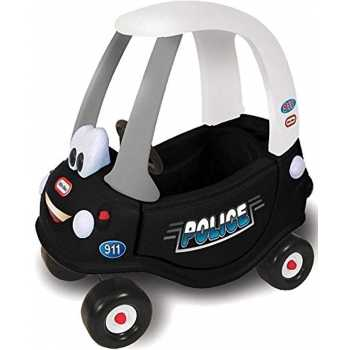 Little Tikes 615795E5 - Cozy Coupe Polizei