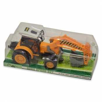 Best For Kids Baufahrzeug Traktor Bagger Stabiler &...