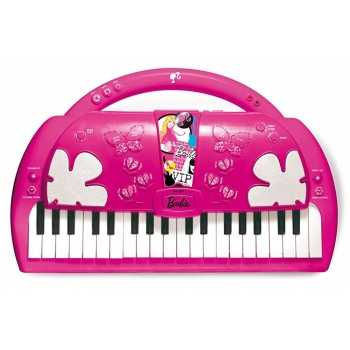 IMC Toys 783973 - Barbie Elektronisches Keyboard