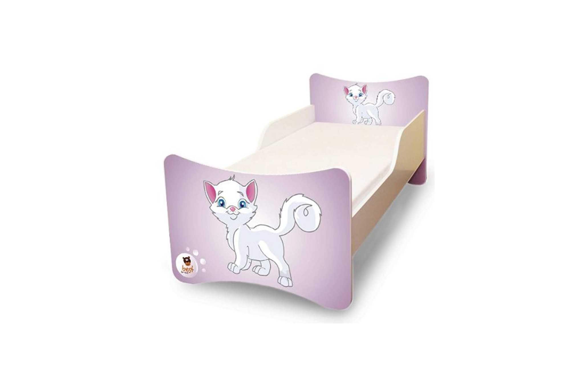 best for kids kinderbett 90x200 mit 10 cm matratze t v. Black Bedroom Furniture Sets. Home Design Ideas