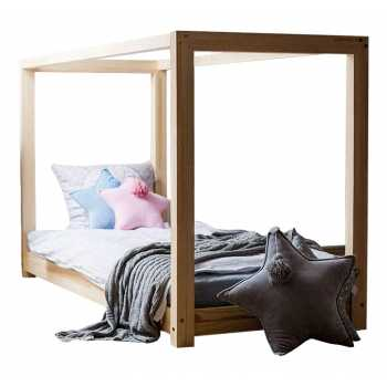 Best For Kids Hausbett Cube Kinderbett Kinderhaus...