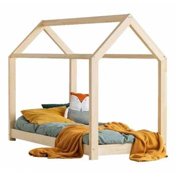 Best For Kids Hausbett Kinderbett Kinderhaus Jugendbett...