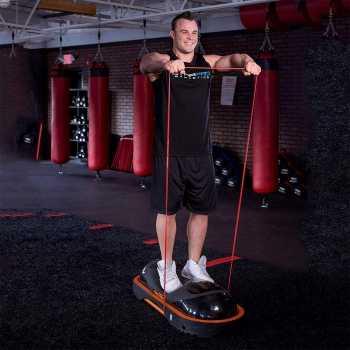 Best for Sports Fitnessbänder Gymnastikbander Loops für Yoga Pilates Crossfit Widerstandsbander Trainingsbander Muskelaufbau 3-B