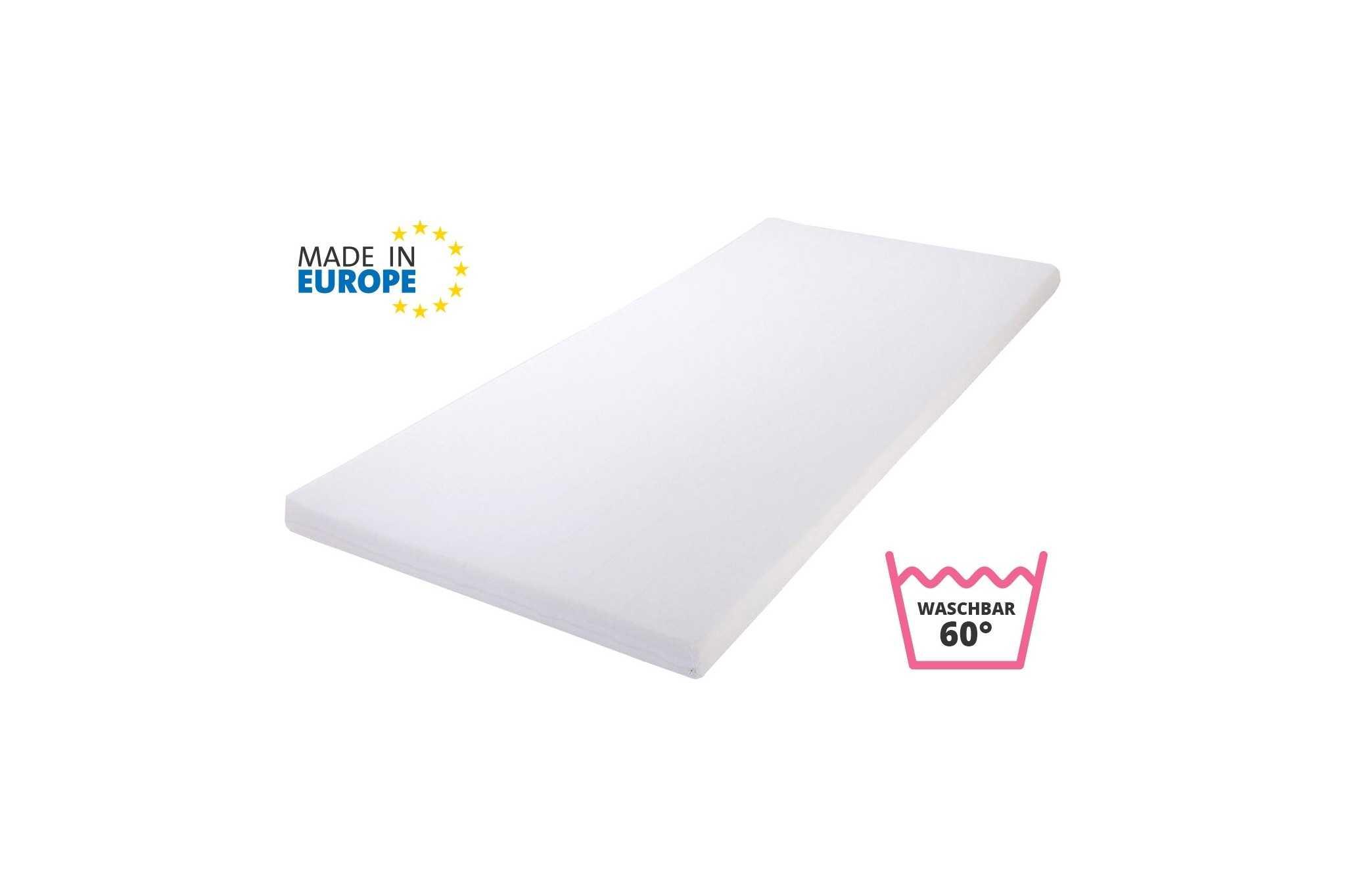Best For Kids Kinderbettmatratze 70x140 cm Kinder-Rollmatratze