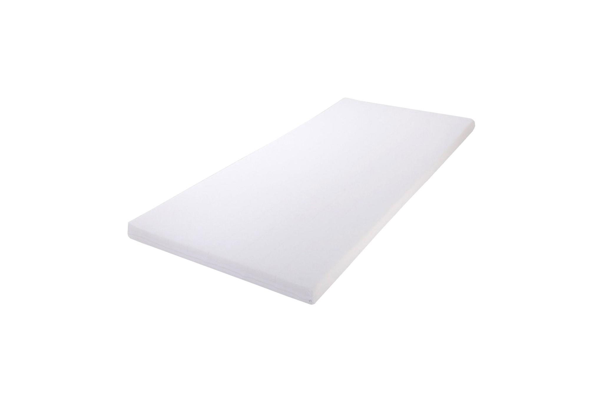 Best For You - Comfort EASY Matratze Gr. von 60x120x9 bis 200x200x9 cm aus TÜV geprüftem Schaumstoff, ideal für Gästebetten und