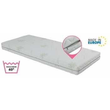 Best For You BESONDERE Schaumstoffmatratze ALOE VERA mit TÜV Zertifiziert Matratze Kinderbettmatratze 15 Größen von 60x120x10 cm