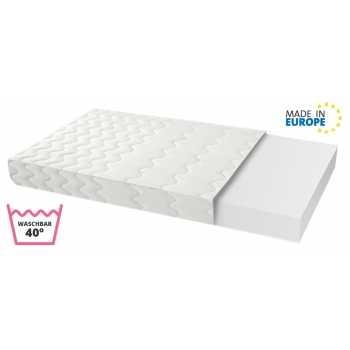 est for You Schaumstoffmatratze mit TÜV Zertifiziert Easy Active Matratze Kinderbettmatratze von 60x120x10 cm bis 200x200x10 cm