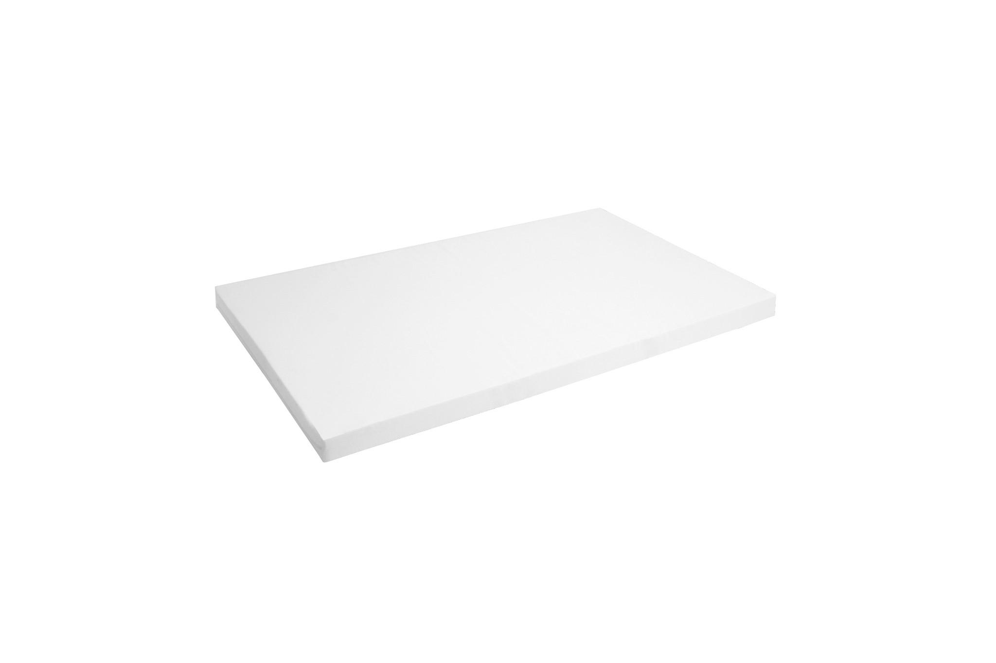 Best For You - Comfort Matratze ab 60x120x14 cm bis 200x200x14 cm aus TÜV geprüftem Schaumstoff, ideal für Gästebetten und als K