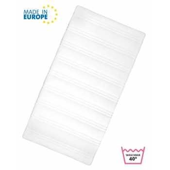 Best For Kids Kinderbett-Matratze Kesja 60x120x10 cm, Qualität nach Ökotex 100 - Standard und TÜV Gesteppte und Weiche Kindermat