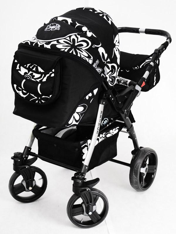 bestforkids trio kombi set kinderwagen sportwagen buggy babyschale prince ebay. Black Bedroom Furniture Sets. Home Design Ideas