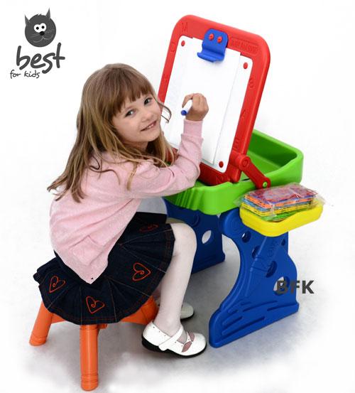 bfk best for kids kindertafel hocker magnettafel maltafel spieltisch zubeh r ebay. Black Bedroom Furniture Sets. Home Design Ideas