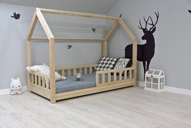 bestforkids lit cabane enfant 70x140cm 90x200cm neuf. Black Bedroom Furniture Sets. Home Design Ideas